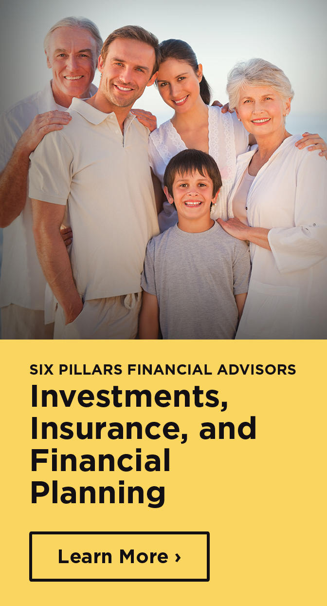 Six Pillars Financial Advisors for Business